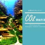 CO2添加方法