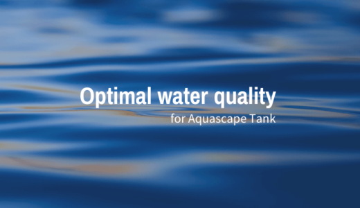 Optimal water quality
