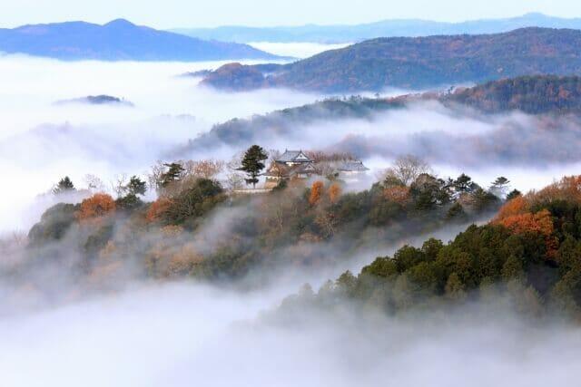 天空の山城